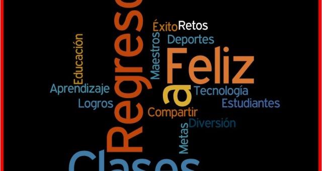 Feliz regreso a clases