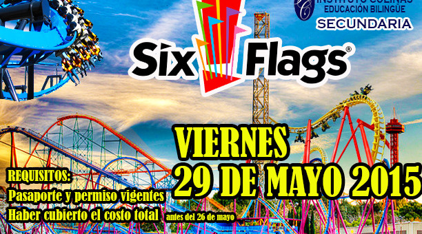 Paseo a Six Flags