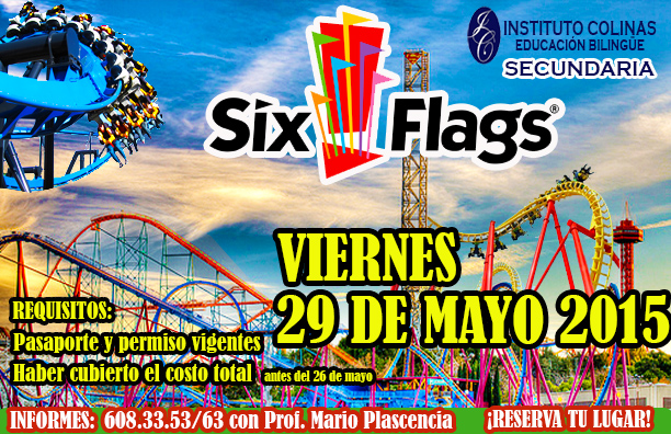 PASEO SIX FLAGS