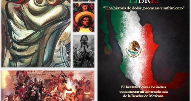 Conmemoración de la Revolución Mexicana