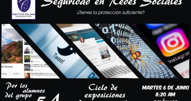 Exposición de Seguridad en Redes Sociales